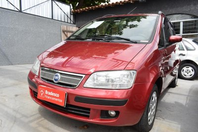 Veículo IDEA 2006 1.4 MPI FIRE ELX 8V FLEX 4P MANUAL