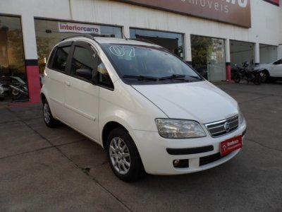 Veículo IDEA 2007 1.4 MPI ELX 8V FLEX 4P MANUAL
