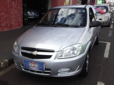 Veículo CELTA 2013 1.0 MPFI LS 8V FLEX 2P MANUAL