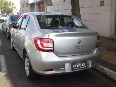 Veículo LOGAN 2015 1.6 EXPRESSION 8V FLEX 4P MANUAL