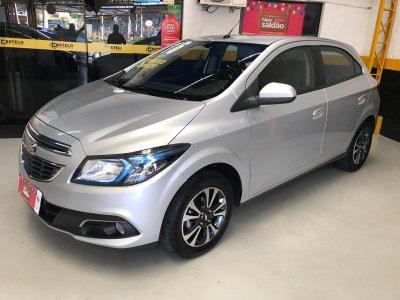 Veículo ONIX 2016 1.4 MPFI LTZ 8V FLEX 4P AUTOMÁTICO