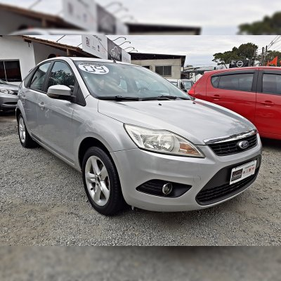 Veículo FOCUS HATCH 2009 1.6 GLX 8V FLEX 4P MANUAL