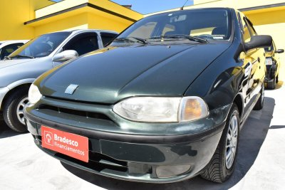 Veículo PALIO 2000 1.0 MPI ELX 8V GASOLINA 4P MANUAL