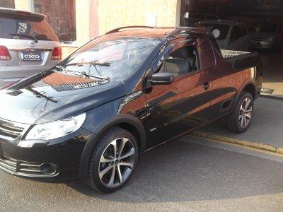 Veículo SAVEIRO 2011 1.6 MI TREND CE 8V FLEX 2P MANUAL G.V