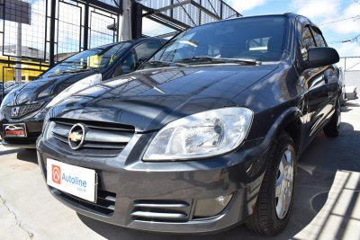 Veículo CELTA 2008 1.0 MPFI SPIRIT 8V FLEX 4P MANUAL