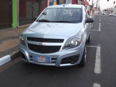 Veículo MONTANA 2013 1.4 MPFI LS CS 8V FLEX 2P MANUAL