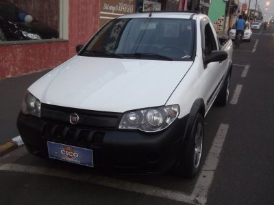 Veículo STRADA 2009 1.4 MPI FIRE CS 8V FLEX 2P MANUAL