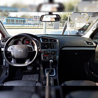Veículo C4 LOUNGE 2015 1.6 TENDANCE 16V TURBO GASOLINA 4P AUTOMÁTICO