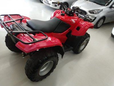 Veículo TRX 420 FourTrax 2010 off road