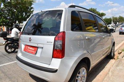 Veículo IDEA 2009 1.4 MPI FIRE ELX 8V FLEX 4P MANUAL