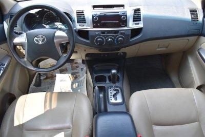 Veículo HILUX SW4 2014 2.7 SR 4X2 16V FLEX 4P AUTOMÁTICO