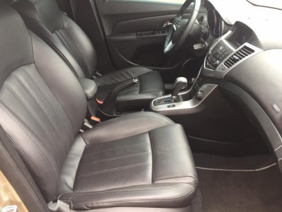 Veículo CRUZE SEDAN 2014 1.8 LT 16V FLEX 4P AUTOMÁTICO