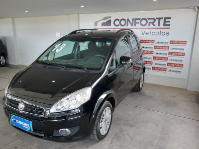 Veículo IDEA 2013 1.4 MPI ATTRACTIVE 8V FLEX 4P MANUAL