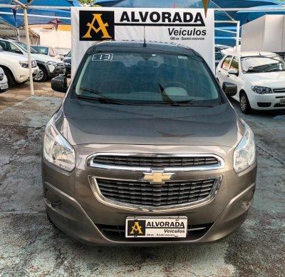 Veículo SPIN 2013 1.8 LT 8V FLEX 4P AUTOMÁTICO