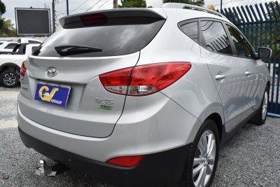 Veículo IX35 2016 2.0 16V FLEX 4P AUTOMÁTICO