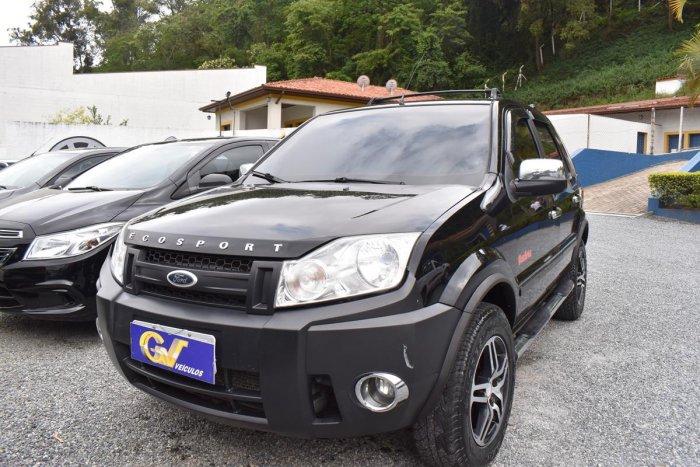 Veículo ECOSPORT 2009 1.6 XLS 8V FLEX 4P MANUAL