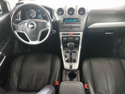 Veículo CAPTIVA 2012 2.4 SFI ECOTEC FWD 16V GASOLINA 4P AUTOMÁTICO