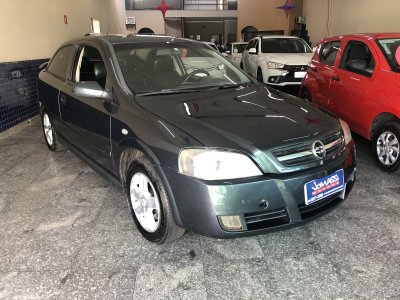Veículo ASTRA HATCH 2006 2.0 MPFI ADVANTAGE 8V FLEX 2P MANUAL