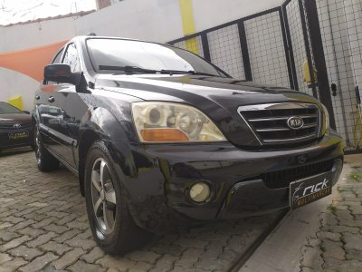 Veículo SORENTO 2008 2.5 EX 4X4 16V TURBO INTERCOOLER DIESEL 4P AUTOMÁTICO