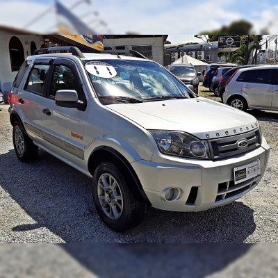 Veículo ECOSPORT 2011 1.6 FREESTYLE 16V FLEX 4P MANUAL