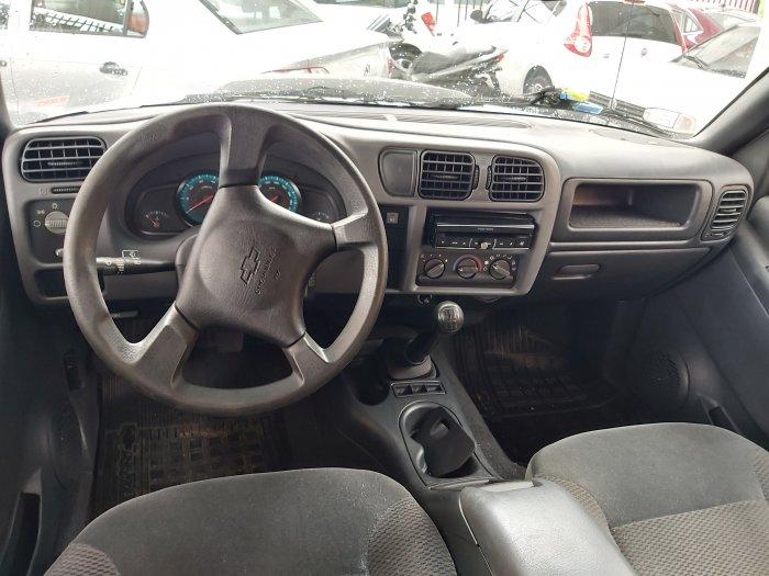 Veículo S10 2011 2.4 MPFI RODEIO 4X2 CD 8V FLEX 4P MANUAL