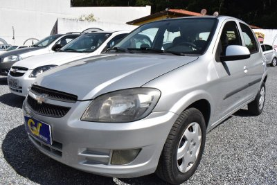 Veículo CELTA 2013 1.0 MPFI LT 8V FLEX 4P MANUAL