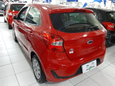 Veículo KA 2019 1.0 SE 12V FLEX 4P MANUAL