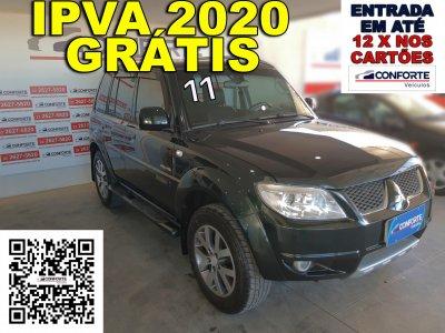 Veículo PAJERO TR4 2011 2.0 4X2 16V 140CV FLEX 4P MANUAL