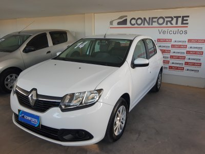 Veículo LOGAN 2014 1.6 EXPRESSION 8V FLEX 4P MANUAL