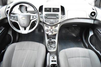 Veículo SONIC HATCH 2012 1.6 LTZ 16V FLEX 4P MANUAL