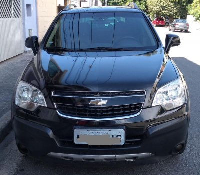 Veículo CAPTIVA 2010 2.4 SFI ECOTEC FWD 16V GASOLINA 4P AUTOMÁTICO