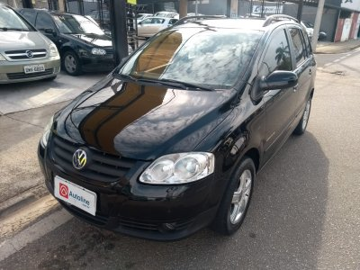 Veículo SPACEFOX 2008 1.6 MI 8V FLEX 4P MANUAL
