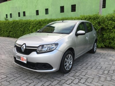 Veículo SANDERO 2017 1.6 EXPRESSION 8V FLEX 4P MANUAL
