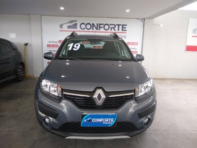 Veículo SANDERO 2019 1.6 16V SCE FLEX STEPWAY EXPRESSION MANUAL