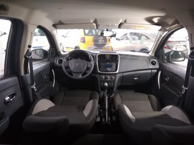 Veículo SANDERO 2019 1.6 16V SCE FLEX STEPWAY EXPRESSION MANUAL