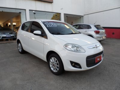 Veículo PALIO 2012 1.0 MPI ATTRACTIVE 8V FLEX 4P MANUAL