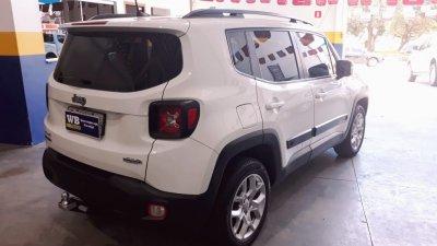Veículo RENEGADE 2016 2.0 16V TURBO DIESEL LONGITUDE 4P 4X4 AUTOMÁTICO