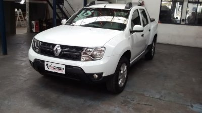 Veículo DUSTER OROCH 2018 1.6 16V SCE FLEX EXPRESSION MANUAL