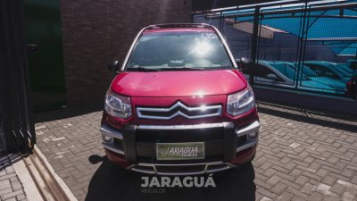 Veículo AIRCROSS 2014 1.6 GLX 16V FLEX 4P MANUAL