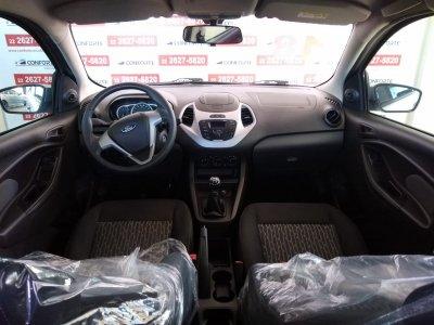 Veículo KA 2018 1.5 SE 16V FLEX 4P MANUAL