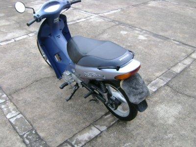 Veículo C 100 BIZ+ 2004 Street