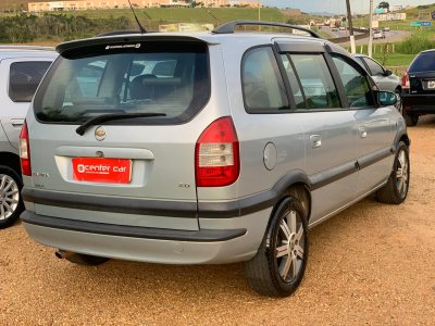 Veículo ZAFIRA 2009 2.0 MPFI ELITE 8V FLEX 4P MANUAL