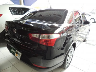 Veículo GRAND SIENA 2013 1.4 MPI ATTRACTIVE 8V FLEX 4P MANUAL