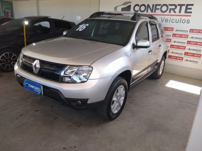 Veículo DUSTER 2016 1.6 EXPRESSION 4X2 16V FLEX 4P MANUAL