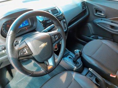 Veículo COBALT 2016 1.8 MPFI LTZ 8V FLEX 4P AUTOMÁTICO