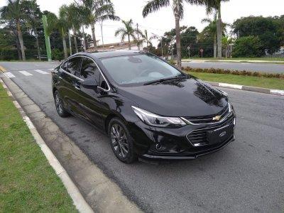 Veículo CRUZE SEDAN 2017 1.4 TURBO LTZ 16V FLEX 4P AUTOMÁTICO