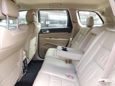 Veículo GRAND CHEROKEE 2014 3.6 LIMITED 4X4 V6 24V GASOLINA 4P AUTOMATICO