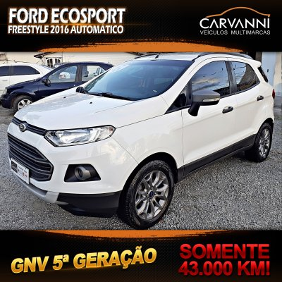 Veículo ECOSPORT 2016 2.0 FREESTYLE 16V FLEX 4P POWERSHIFT