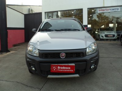 Veículo STRADA 2016 1.4 MPI WORKING CE 8V FLEX 2P MANUAL