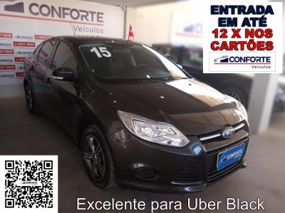 Veículo FOCUS SEDAN 2015 2.0 SE PLUS SEDAN 16V FLEX 4P AUTOMÁTICO